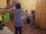 ДР Андрея (5 лет). Хоровод