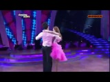 10.06.11 Танцы со Звездами | ep.1 | Квикстеп