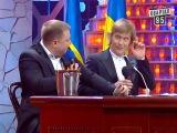 2- прес-конференція Віктора Януковича в росії (Вечірній квартал)