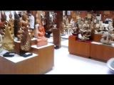 Тайланд. Фабрика изделий из тикового дерева.