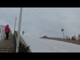 Вот что такое прыжки на лыжах с трамплина)