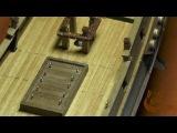 Изготовление модели парусника, Фильм 3, 5-я серия. Сайт 'Верфь на столе'