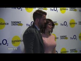 Gemma Arterton and Ryan Reynolds at Sundance London: 'The Voices' international premiere